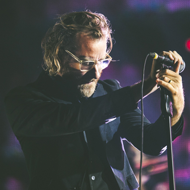 Beautiful photos of The National's epic show at The O2, London
