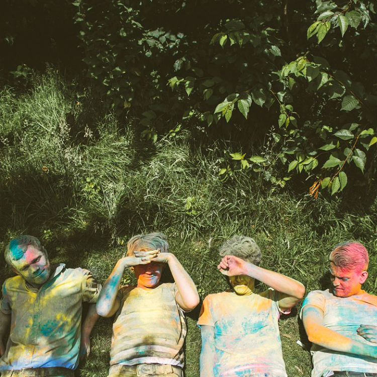 Premiere: The Crookes cover The Cure's 'Boys Don't Cry'