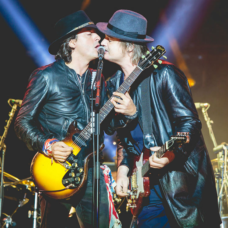 The Libertines: 'The world is our oyster, we're going to enjoy it'