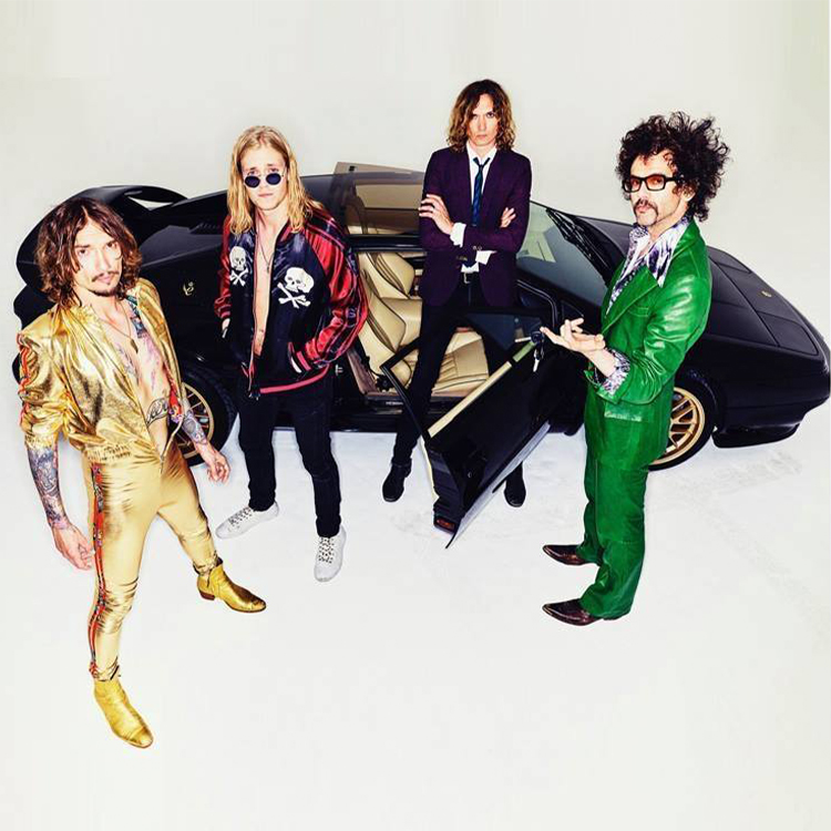 The Darkness unleash the video for Southern Trains