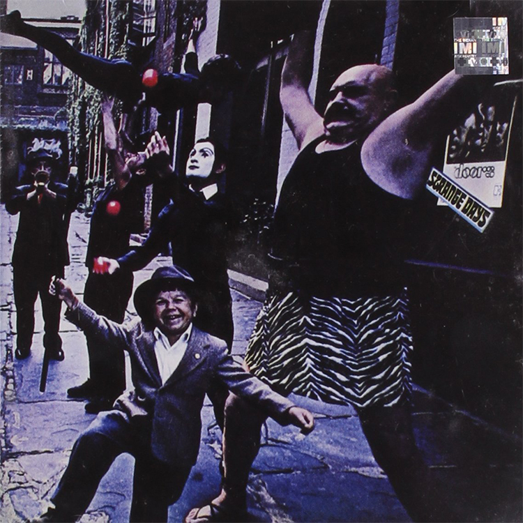 The Doors 50th anniversary re-issue Strange Days Jim Morrison