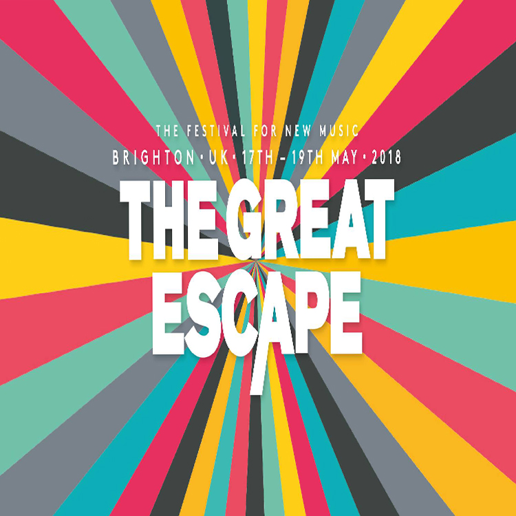 The Great Escape 2018 announces its first 50 artists