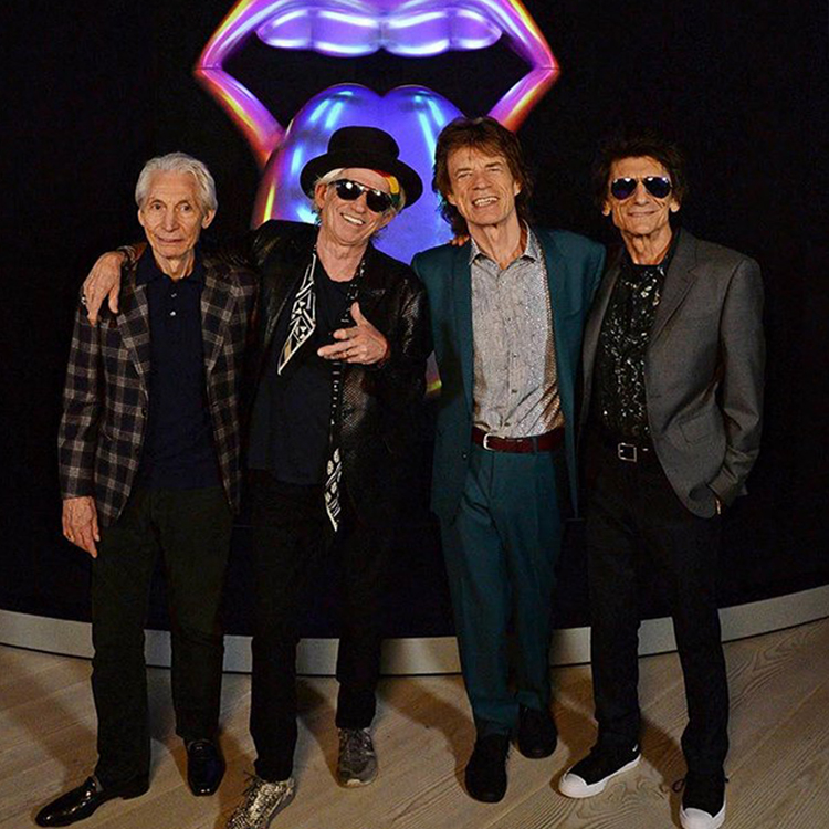 Keith Richards confirms new Rolling Stones album