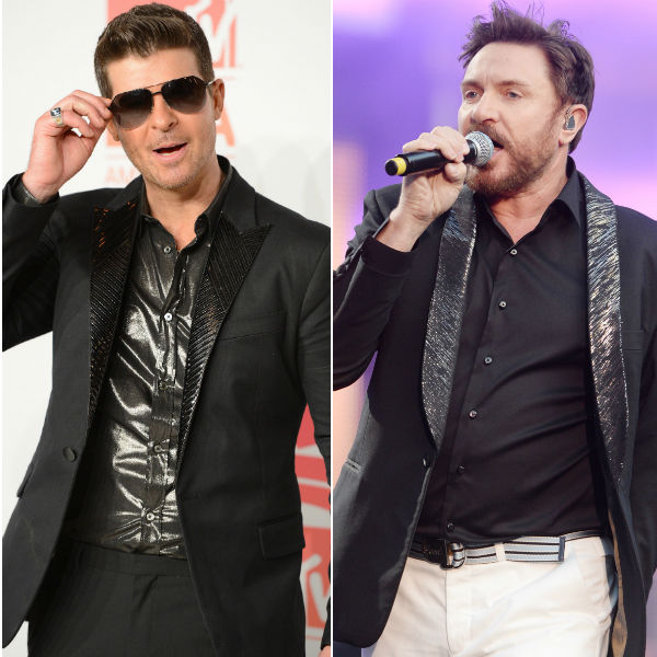 Duran Duran star says Robin Thicke made a mistake with 'Blurred Lines'