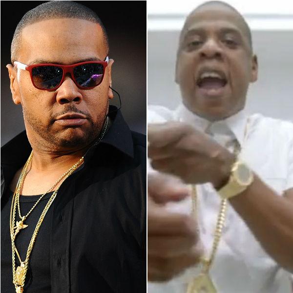 Timbaland to join Jay Z's upcoming UK Magna Carta tour