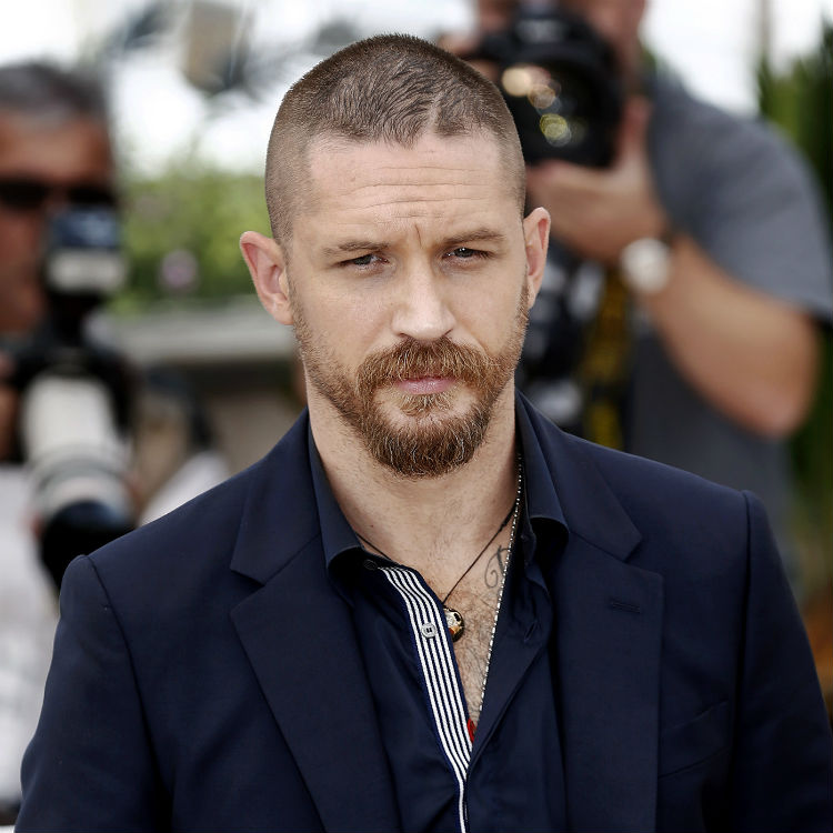 Tom Hardy raps to Kano Forefather