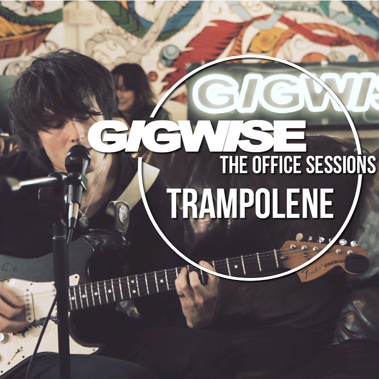 Gigwise Office Sessions: Trampolene performs 'Ketamine'