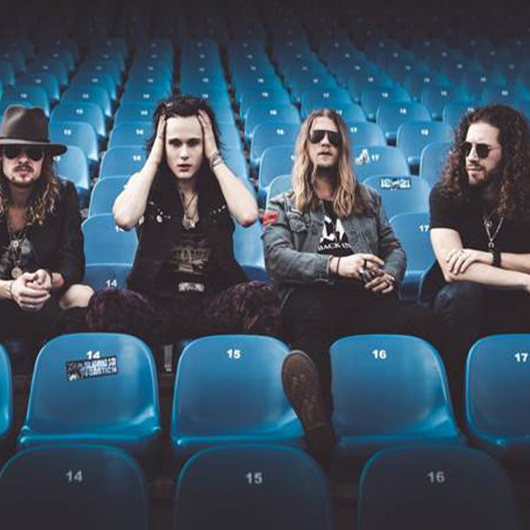 Tyler Bryant And The Shakedown share video for new single Heartland