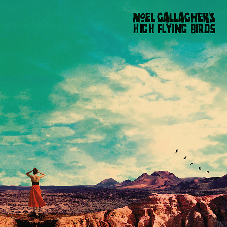 Noel Gallagher's High Flying Birds Who Built The Moon UK arena tour