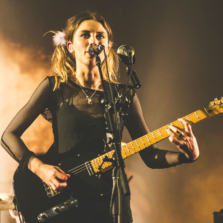 Wolf Alice debut Heavenwards November UK tour Visions Of A Life