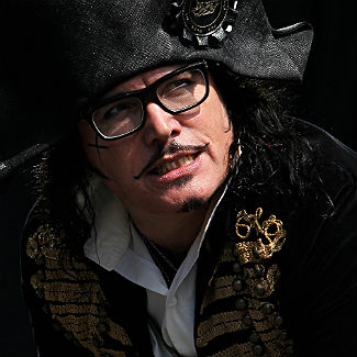 Adam Ant: 'Mental health is surrounded by ignorance and taboo'