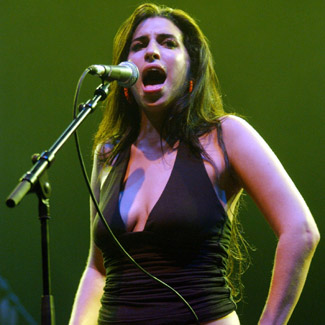 Amy Winehouse the first person to get posthumous BRITs nomination