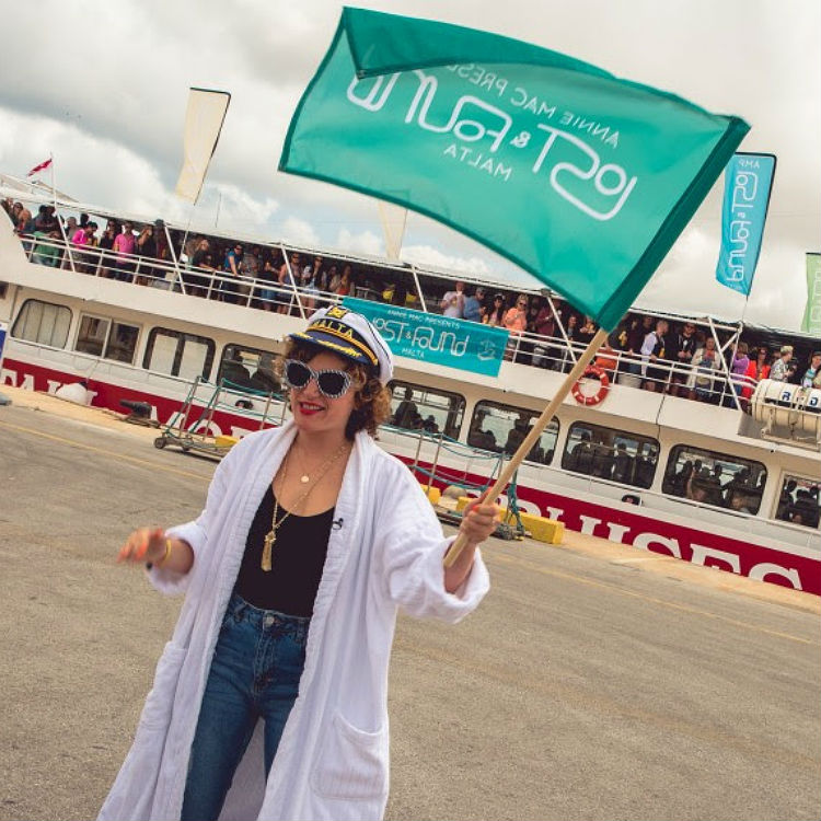 Annie Mac announces Castle and boat parties for Lost and Found