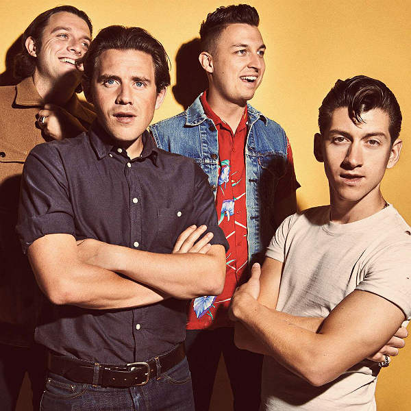 Arctic Monkeys reveal new track 'Stop The World I Wanna Get Off With You'