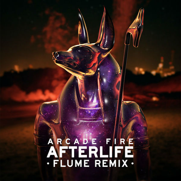 Listen to Flume's ten minute remix of Arcade Fire's 'Afterlife'