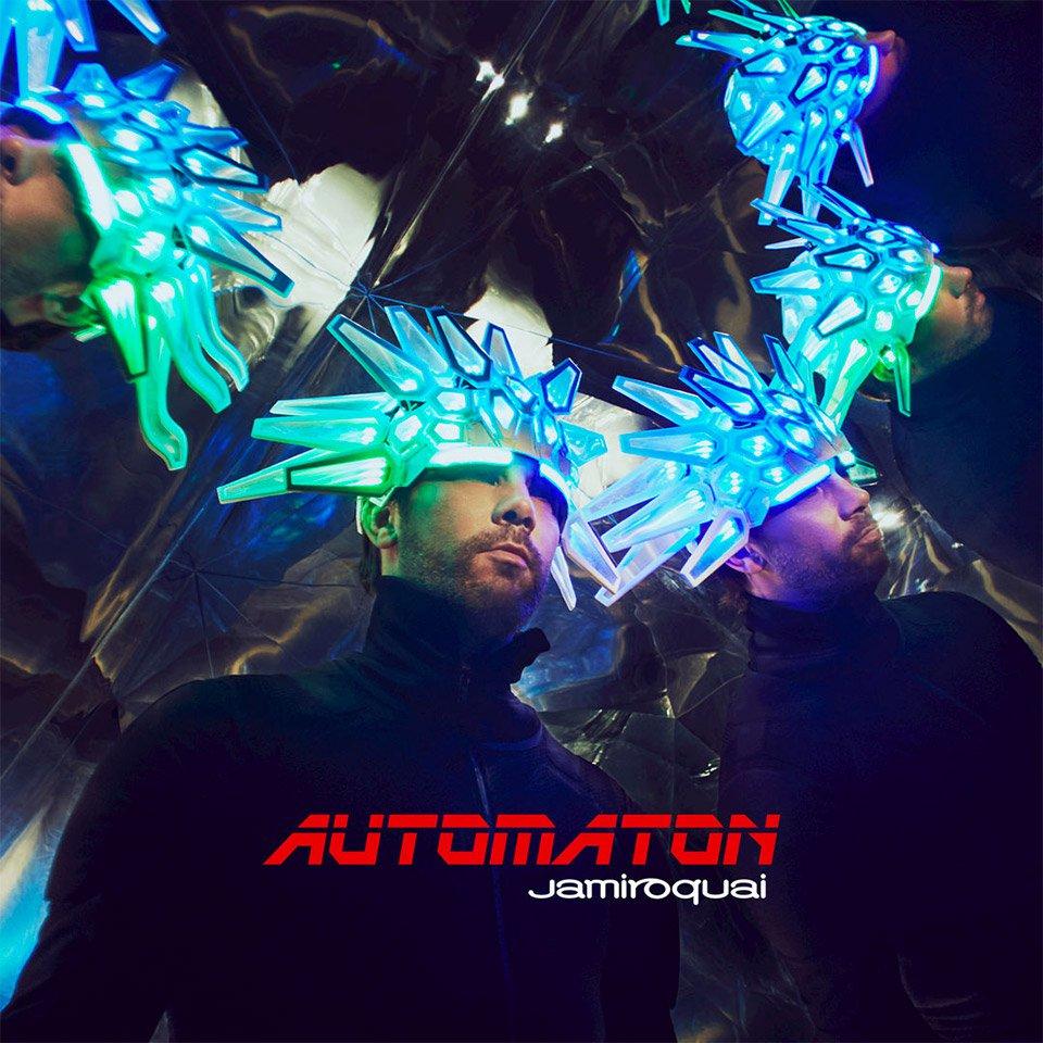 album review new Jamiroquai automaton