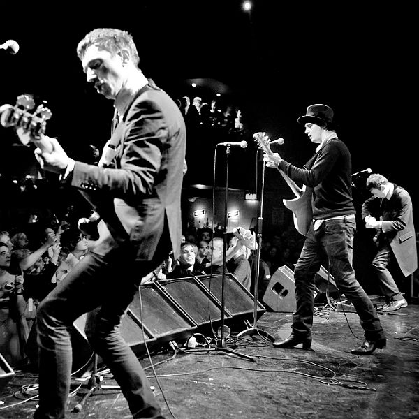 Babyshambles reveal new single, 'Nothing Comes To Nothing'