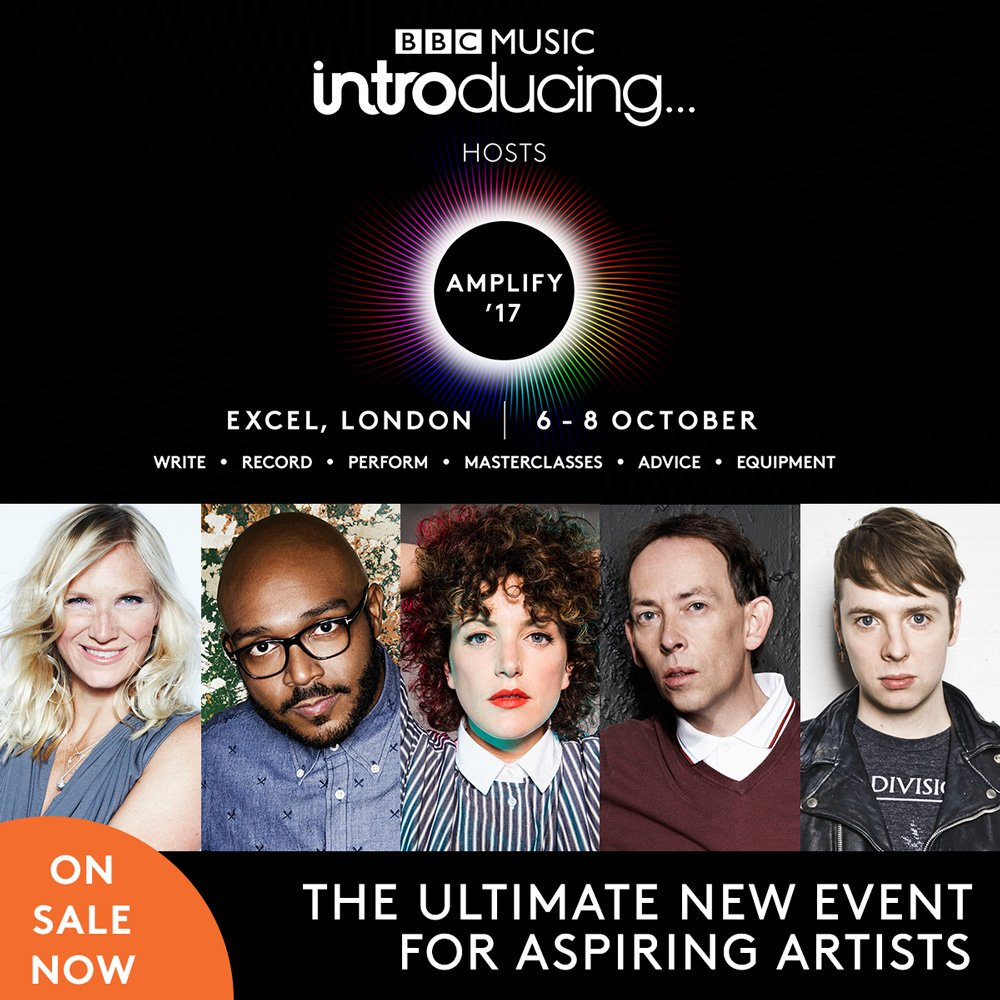 What to expect from BBC Music introducing hosts Amplify