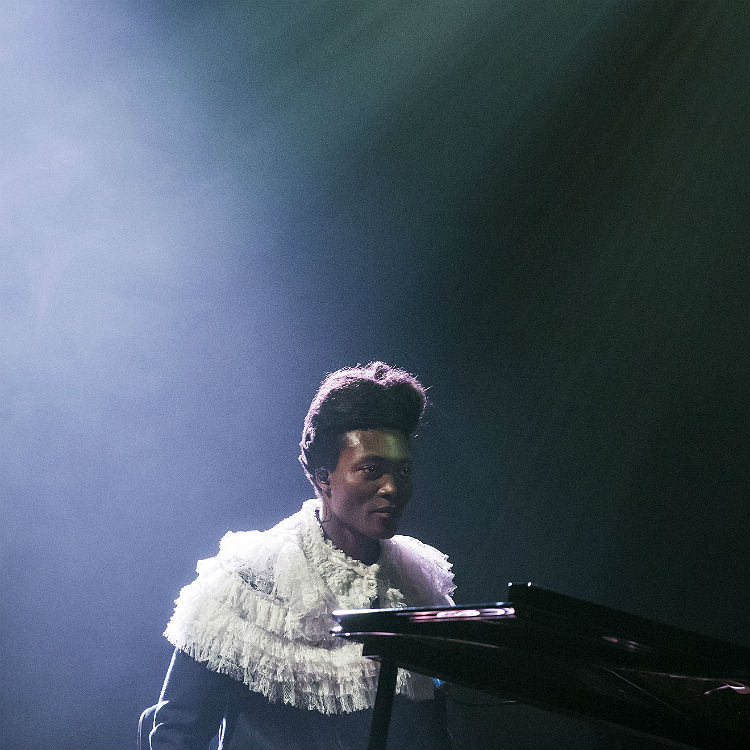 Benjamin Clementine singer interview I Tell A Fly New album