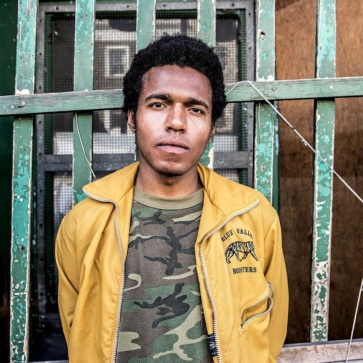 Soul Searching Benjamin Booker on rediscovering true happiness
