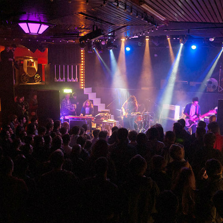 Top Five Live Music Venues In London: The 48 Best Gig Venues From Across The UK