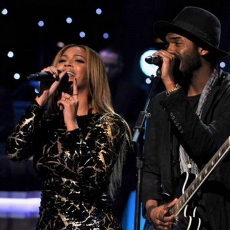 Beyonce, Gary Clark Jr, Ed Sheeran cover Stevie Wonder