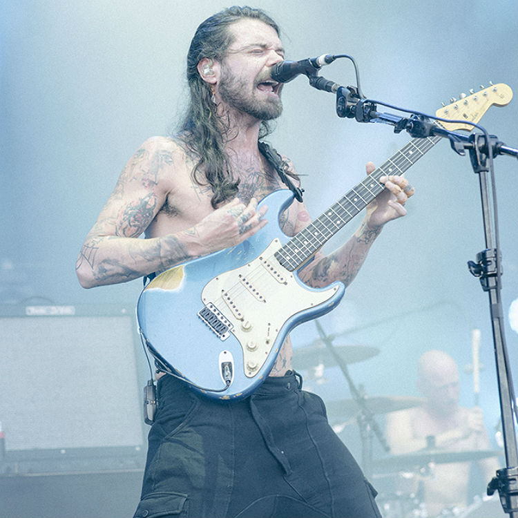 Biffy Clyro Nos Alive photos, review and setlist