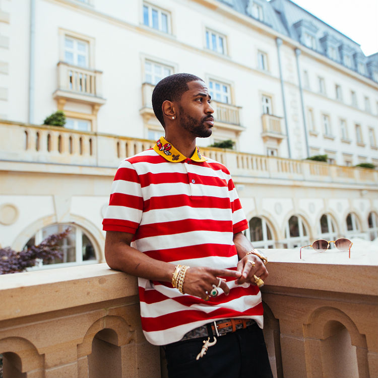 Big Sean on concept albums, Eminem & his favourite verses