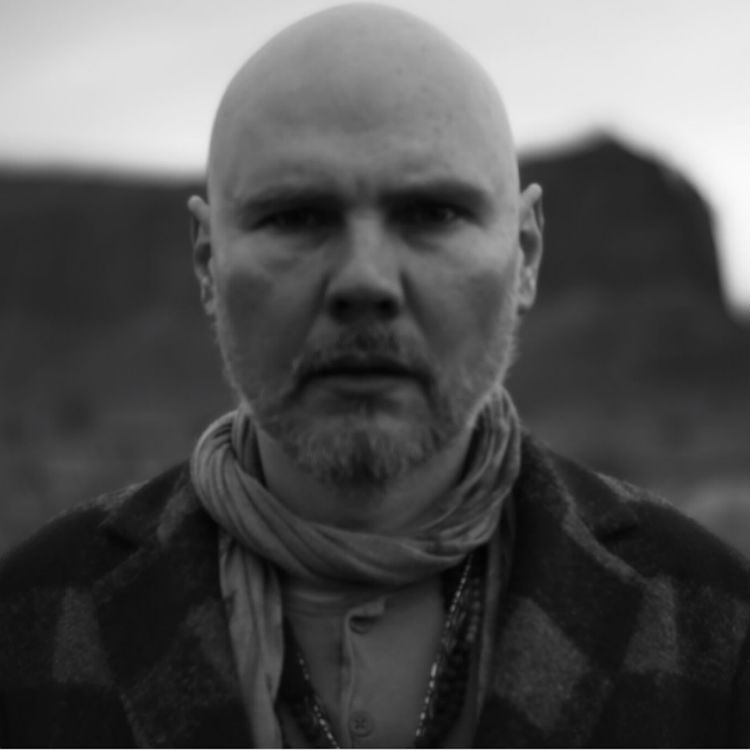 Billy Corgan announces solo album, goes by name of William Patrick Cor