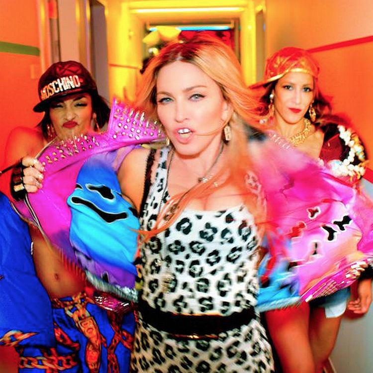 Watch Madonna's star-studded 'Bitch I'm Madonna' video