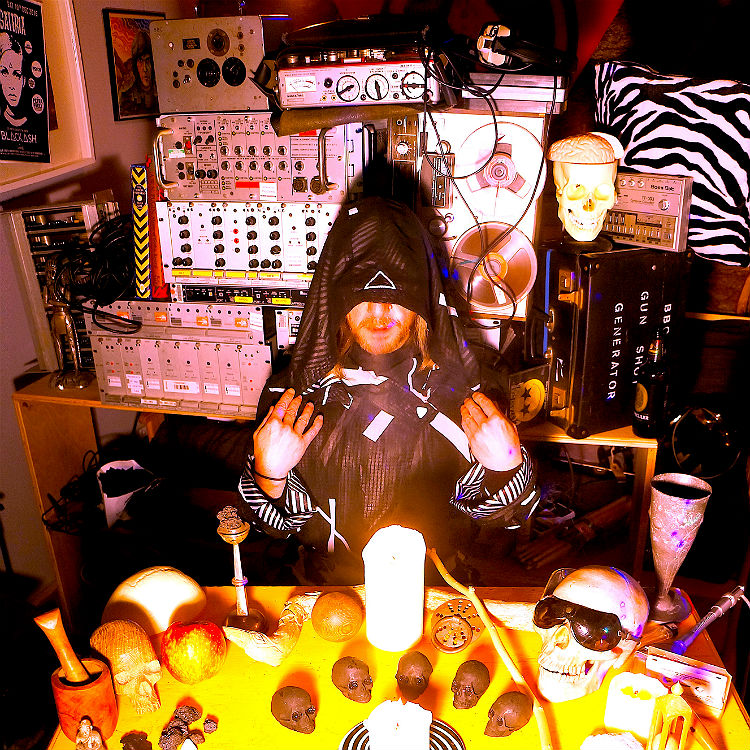 Black Ash band Birmingham new EP Black Witch single