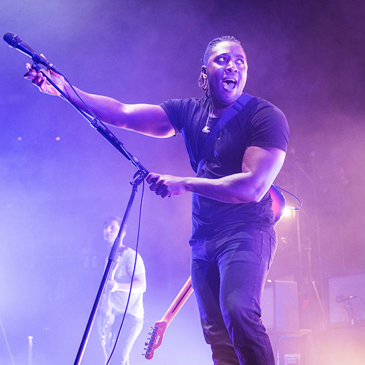 Live Review: Bloc Party at The Roundhouse, London, 10/2/17