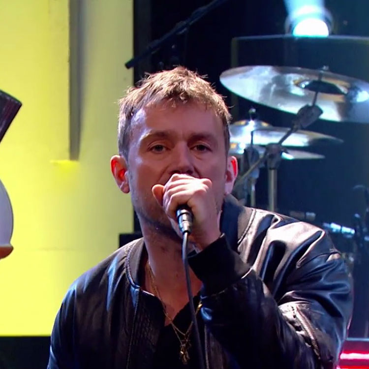 Blur, The Vaccines, Laura Marling, Natalie Press on Jools Holland