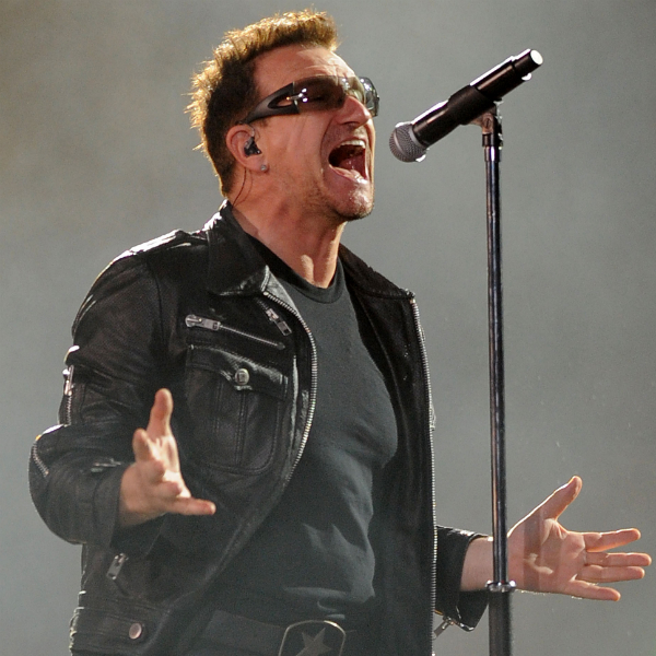 U2 will reportedly play 'significant part' in iPhone 6 event today
