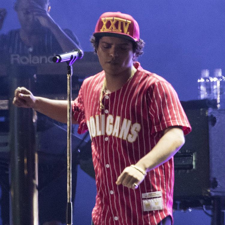 Bruno Mars tickets on sale Hyde Park tickets british summer time