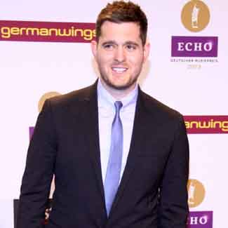 Michael Buble records duet for new Robbie Williams swing album