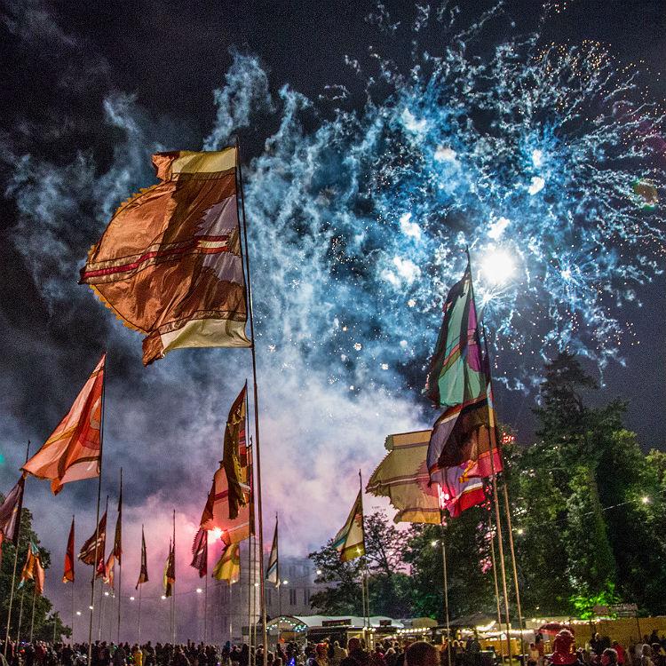 Camp-bestival-review-2017-leftifield-leftism-dorset-castle