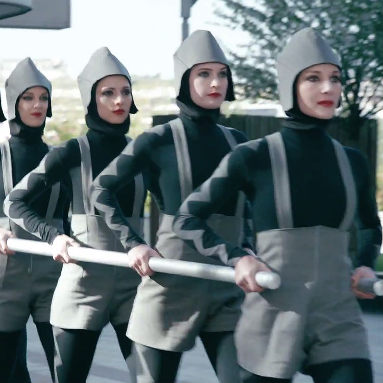 Watch: The Chemical Brothers share video for 'Go'
