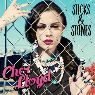 Cher Lloyd reveals US album artwork after V bottling incident