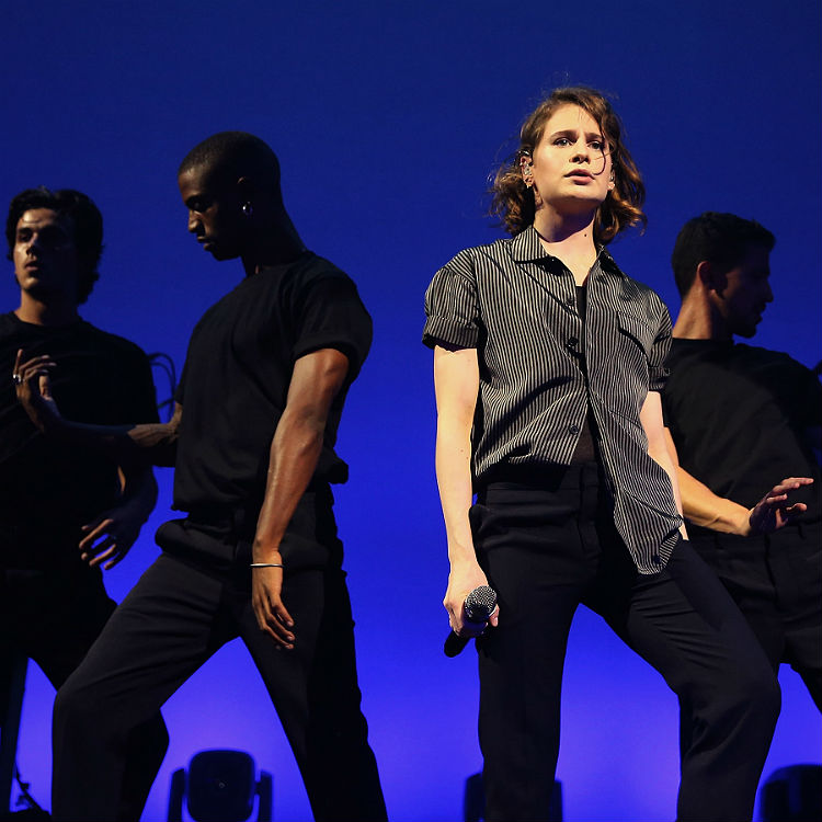 Live Review: Christine and the Queens at Brixton Academy, 2/11/16