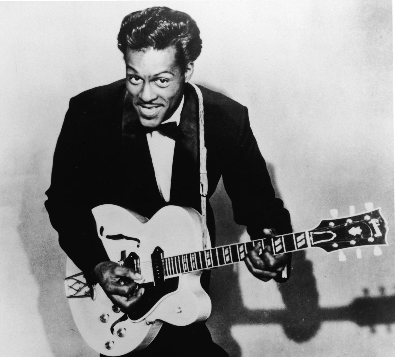 Chuck Berry's new single Big Boys steams