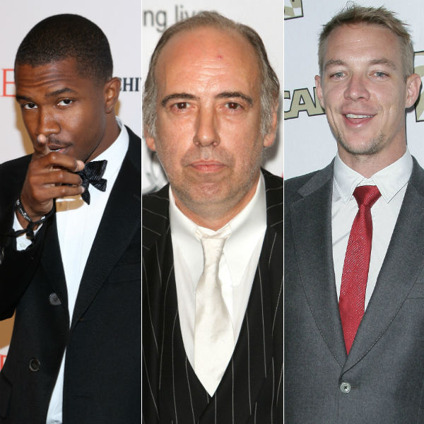 The Clash, Diplo and Frank Ocean combine for new track 'Hero'