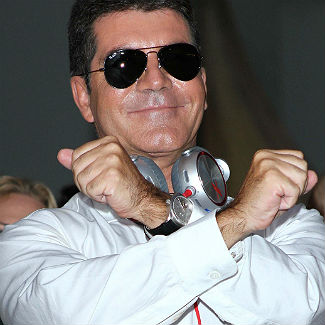 X Factor group charity single set for axe by Simon Cowell