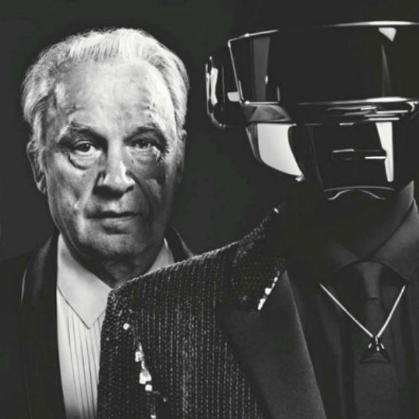 Giorgio Moroder 'thrilled and emotional' by Daft Punk tribute