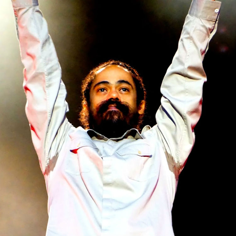 Live Review: Damian Marley at Somerset House, London, 07/07/17