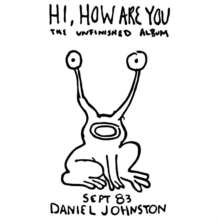 Daniel Johnston tour dates USA Canada tickets