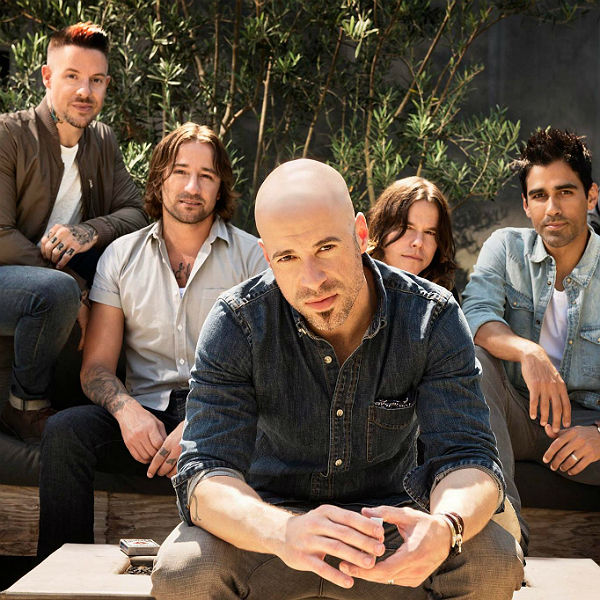 Win a meet and greet with Daughtry on UK tour