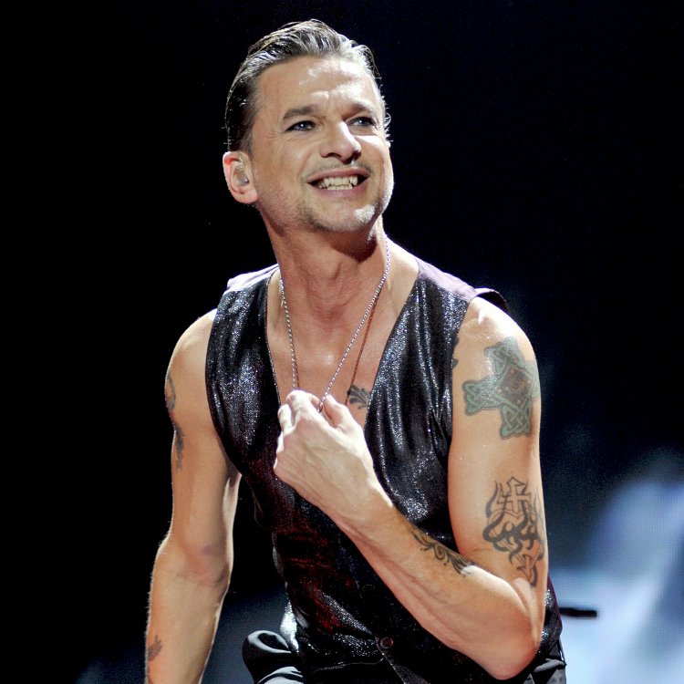 Depeche Mode Dave Gahan Soul Savers Angels and Ghosts project