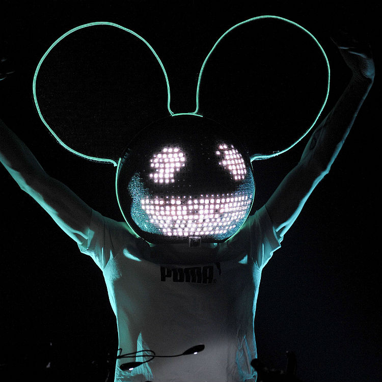 Deadmau5 rants, the best, funniest Twitter remarks, Skrillex, Kanye