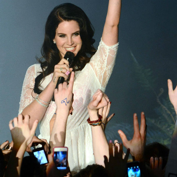 Lana Del Rey announces huge tour ahead of Ultraviolence album - tickets